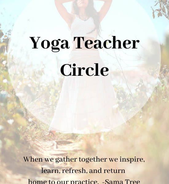 Yoga Teacher Circle